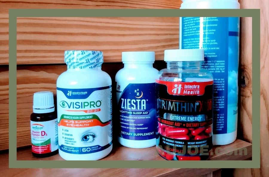 Health Supplements I Use to Reach My Goals